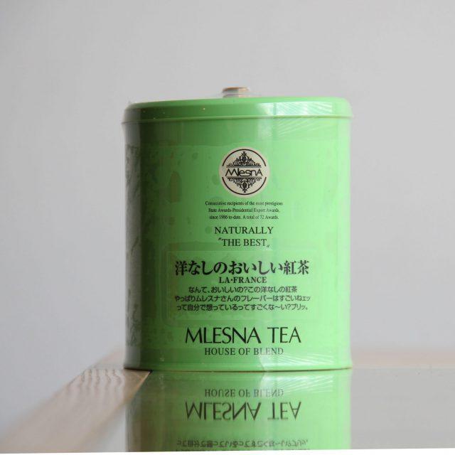 〔レトロ缶〕洋なしのおいしい紅茶