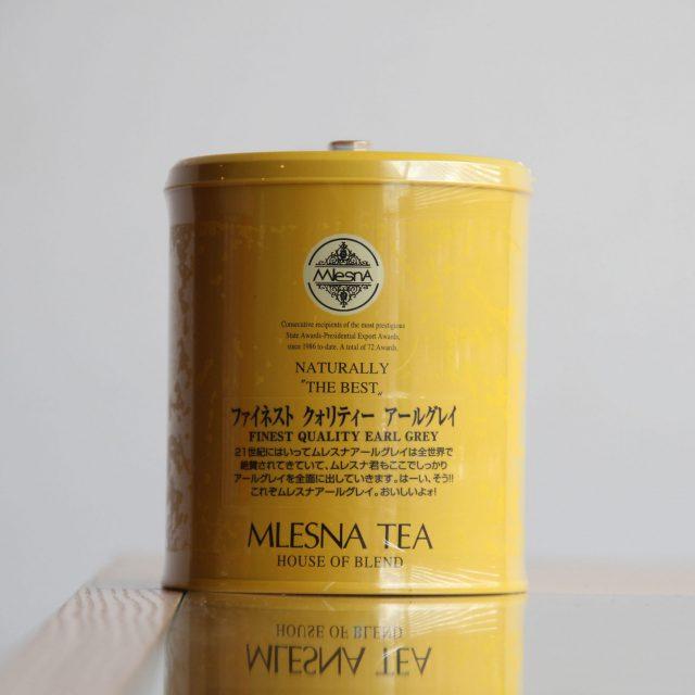 〔レトロ缶〕ファイネストクオリティーアールグレイ