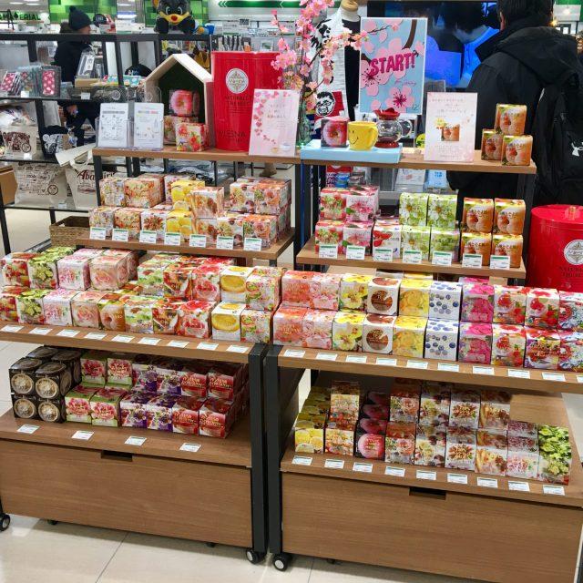 【母の日までの期間限定】イベントにてムレスナティー展開中⦅東急ハンズ札幌店⦆