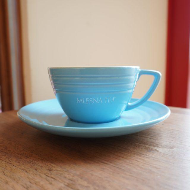 ムレスナティーyearsカップ&ソーサー(ブルー)