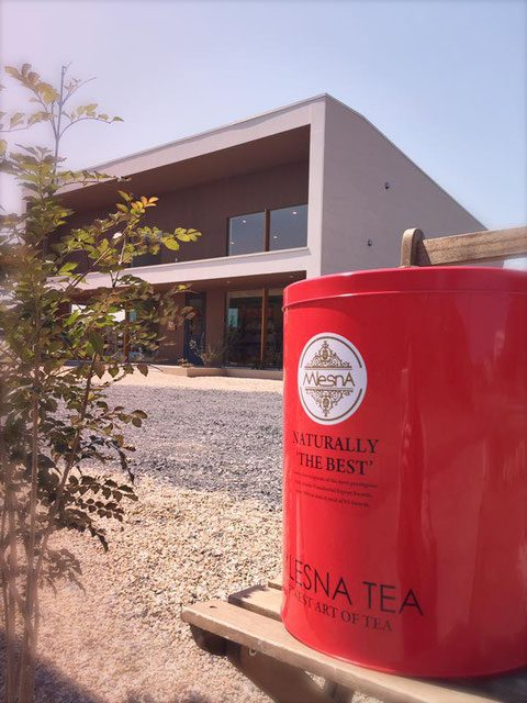 【岐阜の隠れ家レストラン】tea cocoro